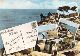 11-FLEURY- LES CABANES  - MULTIVUES - Autres Communes