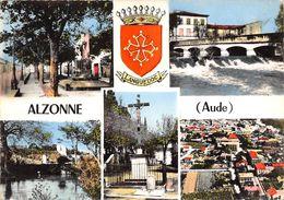 11-ALZONNE - MULTIVUES - France