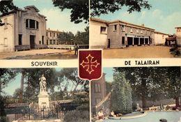 11-TALAIRAN  - MULTIVUES - France