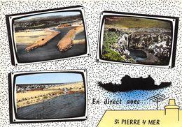 11-SAINT-PIERRE-SUR-MER  - MULTIVUES - France