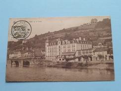 Hôtel De La Poste ( Série 2 - N° 52 ) Anno 1933 ( Zie Foto Details ) !! - Bouillon