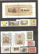Siria - Annata Nuova E Completa MNH 2008 - Yvert 1363/1392 + BF 76/80 - Siria