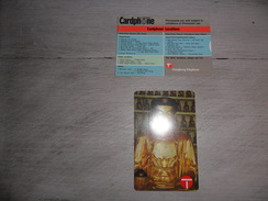 Telefoonkaart ( 45 ) Chine  China  Hongkong   Télécarte  Cardphone 100 -  Nieuw - Ongebruikt - Neuf - Mint - Hongkong