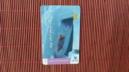 Prepaidcard Tunesia 20 Dinars Used - Tunisie