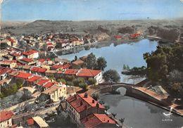 11-CASTELNAUDARY- LE GRAND ET LE PETIT BASSIN VUE DU CIEL - Castelnaudary