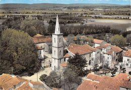 11- SALLES-D'AUDE- L'EGLISE VUE DU CIEL - Autres Communes