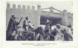 Musiciens Haoussas -  ( Peuple Du Nord-est Du Nigéria ) - Nigeria
