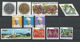 Malaysia: 79/ 88 + 94/ 96 ** - Malaysia (1964-...)