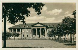 AK Frankfurt Höchst, Städt. Krankenhaus, Ca. 1930er Jahre, Grünliche Rückseite Nur Im Scan (15430) - Frankfurt A. Main