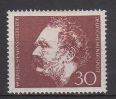 BRD / 150. Geburtstag Von Werner Von Siemens / MiNr. 528 - BRD