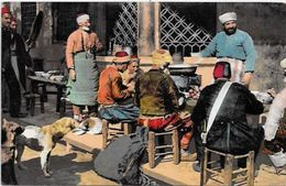 CPA Ancienne Turquie Turkey Non Circulé Constantinople Type - Turkey