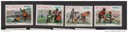 1996 Mozambique Football  MNH - Mozambique