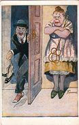 """HUMOR_CARICATURE_SATIRA_UMORISMO_"""" Illustratore DIDONE_Serie 2-25- Originale 100%- - Humor"""