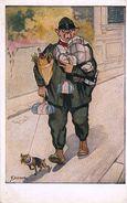 """HUMOR_CARICATURE_SATIRA_UMORISMO_"""" Illustratore DIDONE_Serie 2-58- Originale 100%- - Humor"""