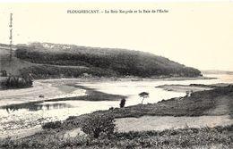 Plougrescant. Le Bois Kergrée Et La Baie De L'Enfer. - Plougrescant