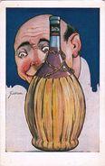 """HUMOR_CARICATURE_SATIRA_UMORISMO_""""Illustratore DIDONE_Serie 2-79- Originale 100%- - Humor"""