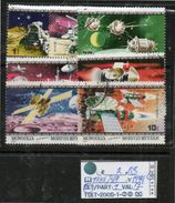 ASIA:MONGOLIA# TOPICS#SPACE RESEARCH# (TSET-200S-1) (20) - Space