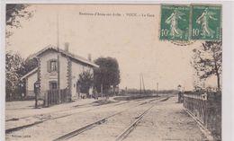 VOUE. La Gare - Autres Communes