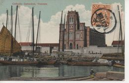 CPA TIENTSIN - Catholic Cathédral - China