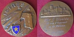 Médaille Ville D' ISTRES - Autres