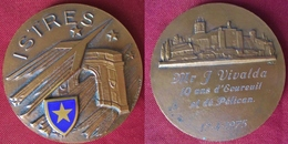Médaille Ville D' ISTRES - Andere