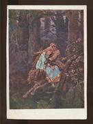 "1928 Artist Vasnetsov ""Ivan The Prince"" - Rusland"
