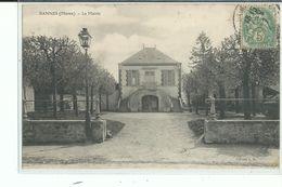 51 BANNES La Mairie - France