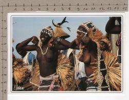 Côte D'Ivoire - Danseuse N'Goran - Côte-d'Ivoire