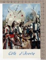 République De La Côte D'Ivoire - Danseurs Sénoufos - Côte-d'Ivoire