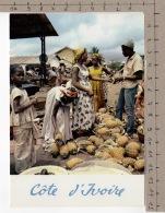 République De La Côte D'Ivoire - Marchandes D'ananas - Côte-d'Ivoire