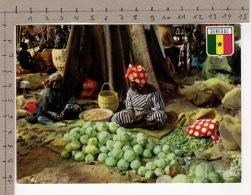 République Du Sénégal - Scène De Marché - Sénégal