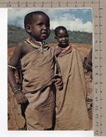 Kenya - Maasai Girls - Kenya