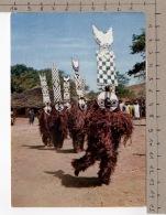 Masques Et Danseurs D'Afrique - Danseurs Bobo / African Mask And Dancers - Bobo Dancers - Danses