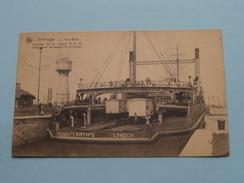 Le FERRY Boat ( Detail : Train Ferry N° 2 London )( J. Revyn ) Anno 1925 ( Zie Foto Voor Details ) !! - Ferries