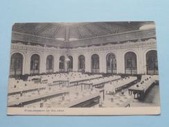 Etablissement De MALONNE () Anno 1907 ( Zie Foto Voor Details ) !! - Namur