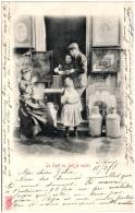 75 PARIS - Le Café Au Lait Le Matin  (Recto/Verso) - France