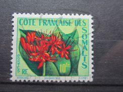 VEND BEAU TIMBRE DE LA COTE FRANCAISE DES SOMALIS N° 290 , X !!! - Côte Française Des Somalis (1894-1967)