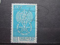 VEND BEAU TIMBRE DE LA COTE FRANCAISE DES SOMALIS N° 304 , X !!! - Côte Française Des Somalis (1894-1967)