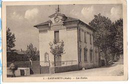 GASPARETS - Carte Avec Vue Sur Les ECOLES - France
