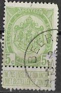 _7Be-769: N° 83: Type E11: BEERINGEN - 1893-1907 Wappen