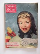 Revue Entière N°1682 - 1954, Brigitte Auber, Un Roman Complet Et Autres, Modes, Cuisines, Publicités - Informations Générales
