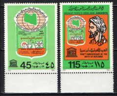 LIBIA - 1980 - School Scientific Exhibition - NUOVI MNH - Libya