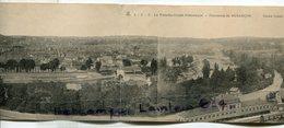 - BESANÇON -Carte Double - Panorama De Besançon - Cliché Gratel, Peu Courante, Non écrite, TBE, Scans. - Besancon