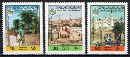 LIBIA - 1980 - ORGANIZZAZIONE DELLE CITTA' ARABE - NUOVI MNH - Libya