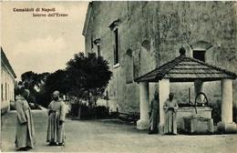 CPA Camaldoli Di NAPOLI Interno Dell'Eremo. ITALY (525496) - Napoli (Naples)