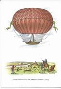 GLOBO AEROSTATICO DEI FRATELLI ROBERT (1784) - EDIZ. CASA MAMMA DOMENICA MILANO - AEROSTATI - SERIE 1a - NUOVA NV - Dirigibili