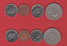 Honduras / Lot De 4 Monnaies - Honduras