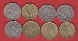 Grèce / Lot De 8 Monnaies - Grèce