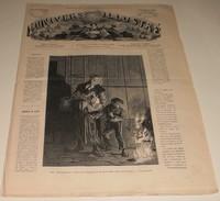 L'Univers Illustré Du 5 Août 1871.(Fonderie De L'or Et Argent-Pétroleuse) - Journaux - Quotidiens