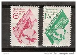 NVPH Nederland Netherlands Pays Bas Niederlande 238-239 MLH ; Goudse Glazen 1931 ALSO PER PIECE - Ungebraucht